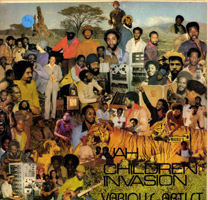 V. A. : SUGAR MINOTT . LOVE JOYS . JUNIOR DELAHAYE ... [Jah Children Invasion]