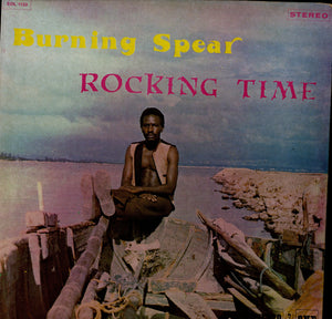 BURNING SPEAR [Rocking Time]