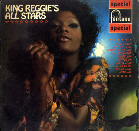 KING REGGIE'S ALL STARS [King Reggie's All Stars]