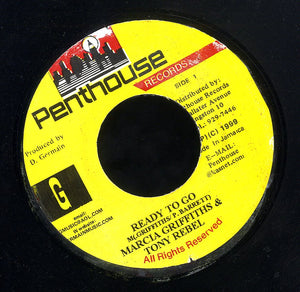 MARCIA GRIFFITHS & TONY REBEL [Ready To Go (Remix)]