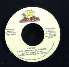 WAYNE WONDER & BABY CHAM / SPRAGGA BENZ [Warm Jamaican Christmas / Bad Mind ]