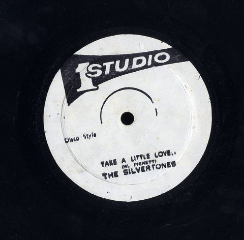 THE SILVERTONES / LARRY MARSHALL [Take A Little Love / Thelma]