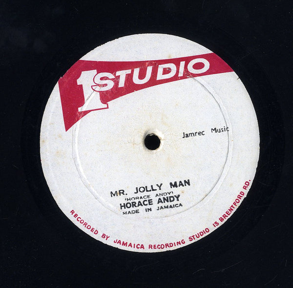 DENNIS BROWN / HORACE ANDY [I'll Never Falling Love/ Mr Jolly Man]