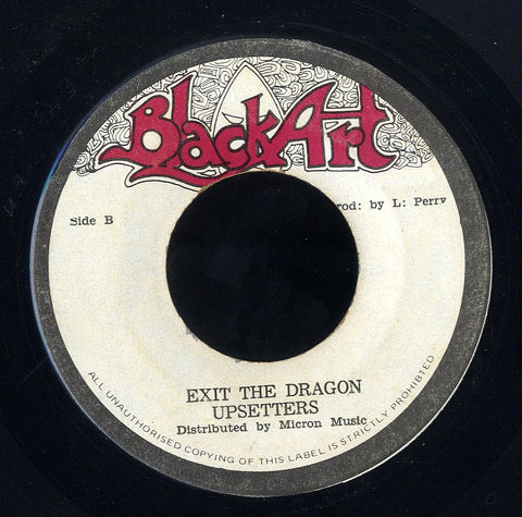 UPSETTERS / JOY WHITE [Enter The Dragon /  Exit The Dragon]