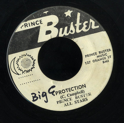 PRINCE BUSTER /  PRINCE BUSTER ALL STARS [Protection / Giant]