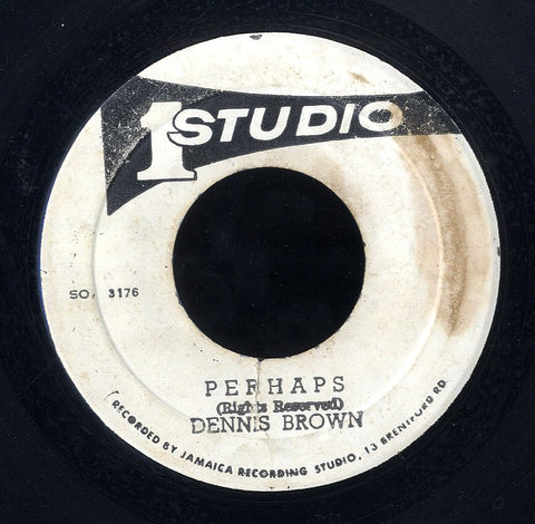 DENNIS BROWN [Perhaps]
