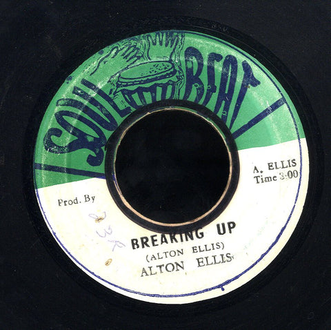 ALTON ELLIS [Breaking Up]