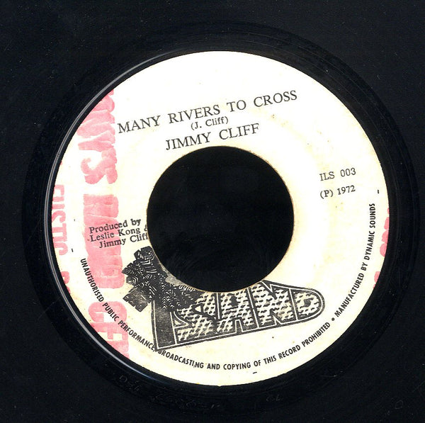 JIMMY CLIFF [The Harder They Come/ Many Rivers To Cross]