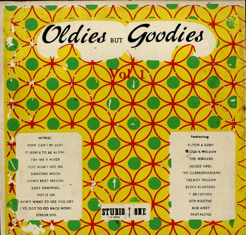 V.A [Oldies But Goodies Vol.1]
