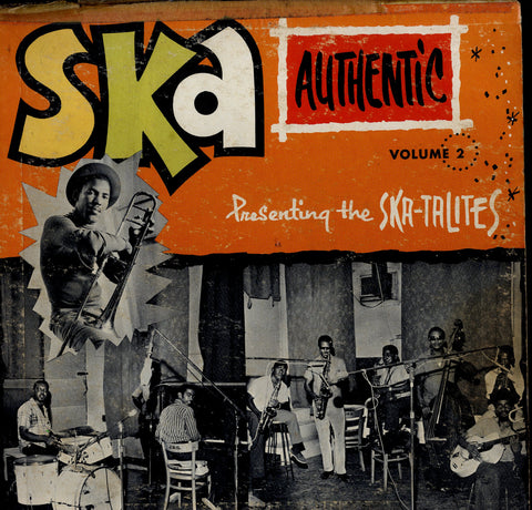 THE SKATALITES [Ska Authentic Vol 2]