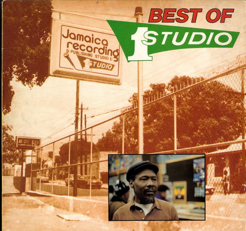 VARIOUS ARTISTS  ALTON ELLIS.SLIM SMITH.TERMITES... [The Best Of Studio 1]