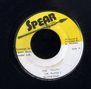 BURNING SPEAR [The Youth / Roll A Ball]