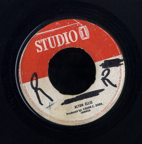 ALTON ELLIS / ROY RICHARDS [I Am Still In Love / Hanky Panky]