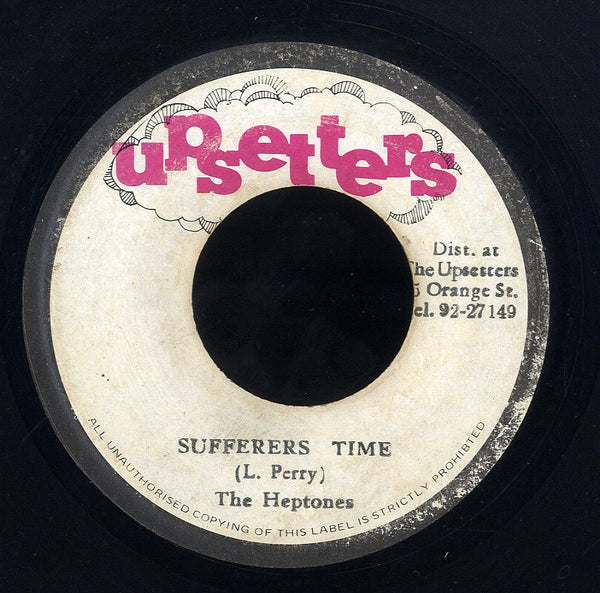 THE HEPTONES [Sufferers Time]