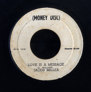 JACOB MILLER [Love Is A Message]