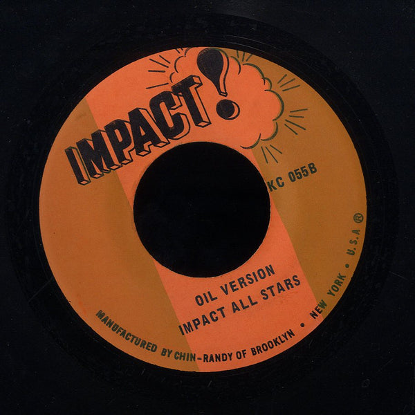 IMPACT ALLSTARS (ERROL DUNKLY) [Oil In My Lamp]
