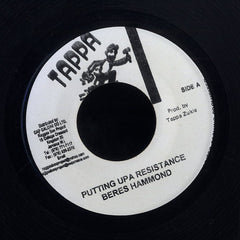 BERES HAMMOND  [Putting Up Resistance]