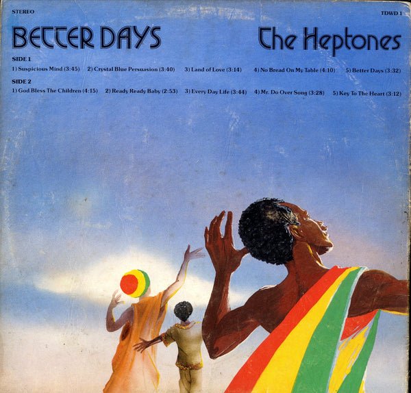 THE HEPTONES [Better Days]