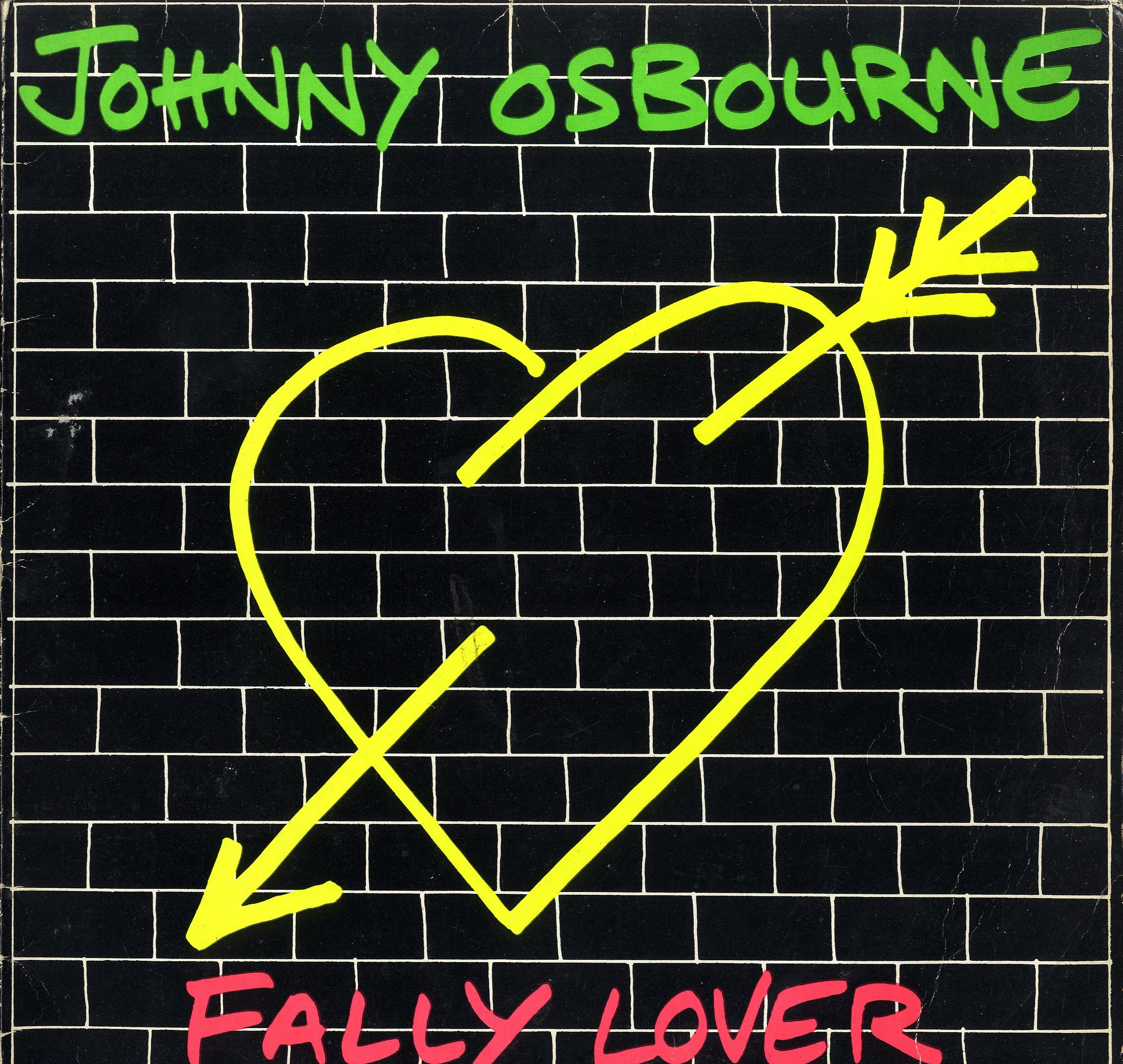 JOHNNY OSBOURNE [Fally Lover]