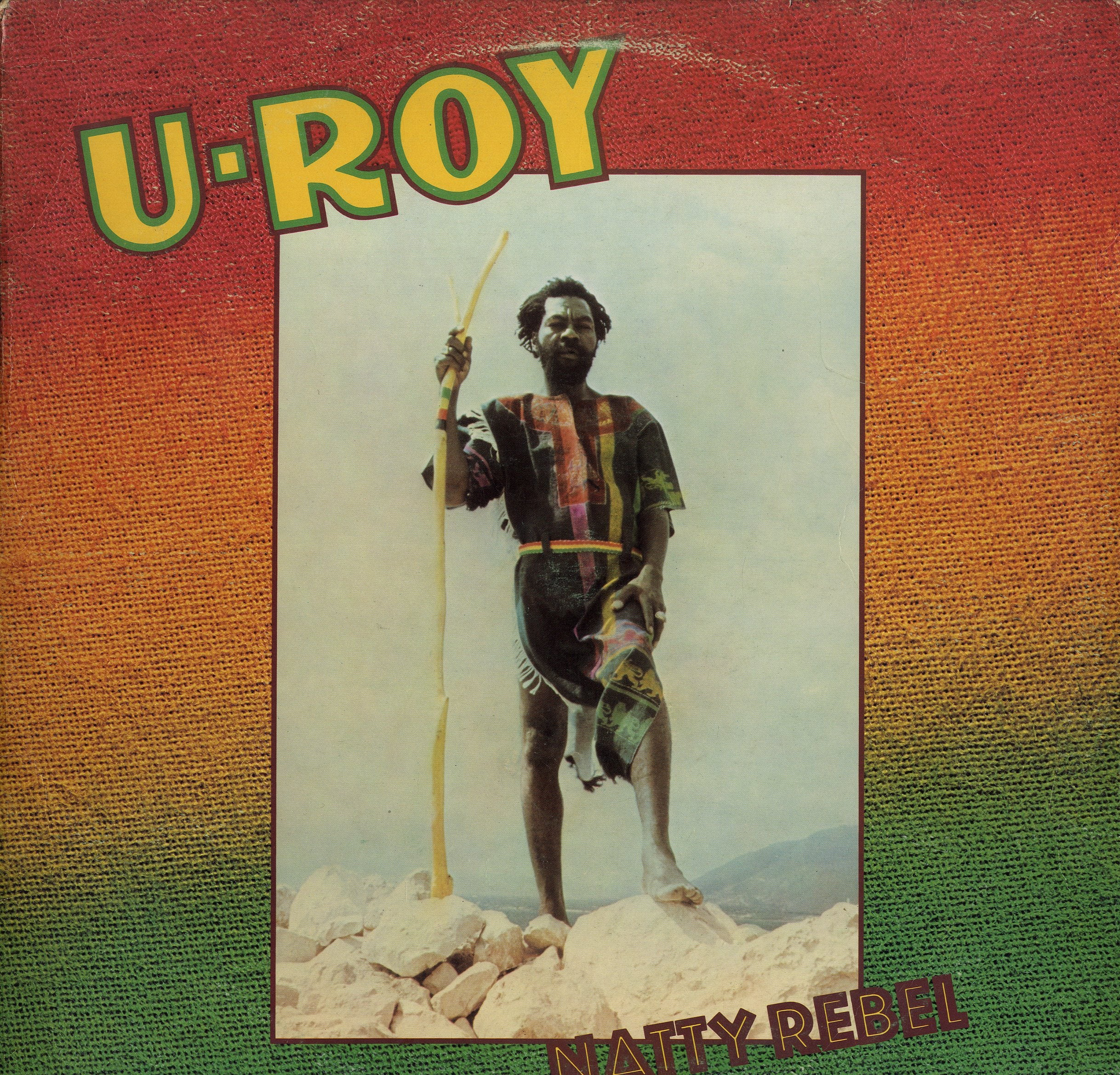 U ROY [Natty Rebel]