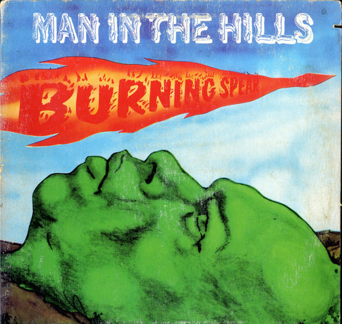 BURNING SPEAR [Man In The Hills]