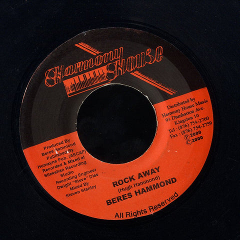 BERES HAMMOND [Rock Away]