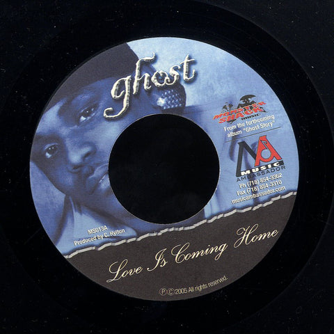 GHOST  [Love Is Coming Home]