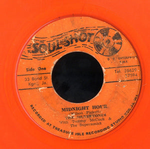 SILVERTONES / TOMMY MCCOOK & SUPERSONICS  [Midnight Hour / Soul For Sale ]
