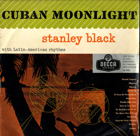 STANLY BLACK [Cuban Moonlight]