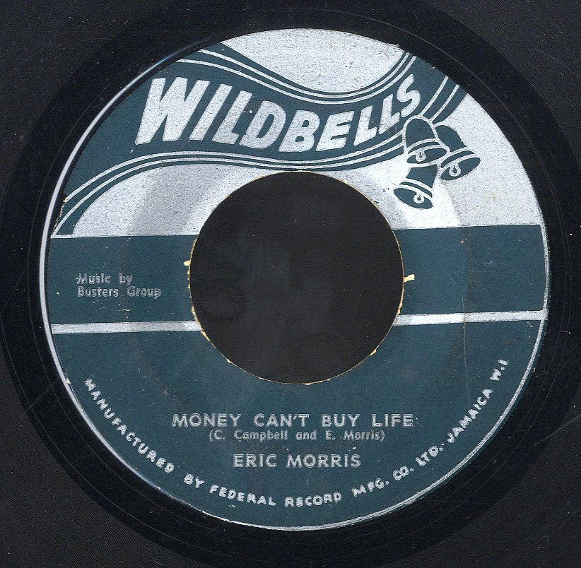 MONTY MORRIS / STRANGER & HORTENSE ELLIS) [Money Can't Buy Life / True Love]