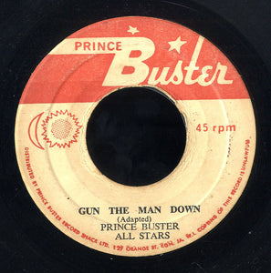 PRINCE BUSTER / OWEN GREY [Gun The Man Down / The Tree In The Medow]