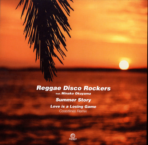 REGGAE DISCO ROCKERS FEAT. MINAKO OKUYAMA [Summer Story / Love Is A Losing Game Coastlines Remix (A.winehouse)]