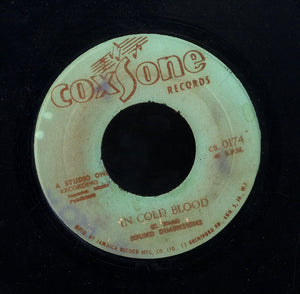 JACKIE MITTOO / FREEDOM SINGERS [In Cold Blood / Real Gone Looser]