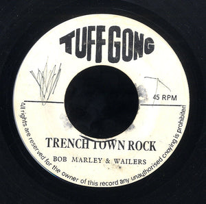 BOB MARLEY & THE WAILERS [Trench Town Rock]