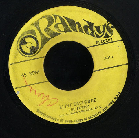 LEE PERRY / UPSETTERS( THE RAVERS ) [Clint East Wood/ Instrumental( I've Been Trying )]
