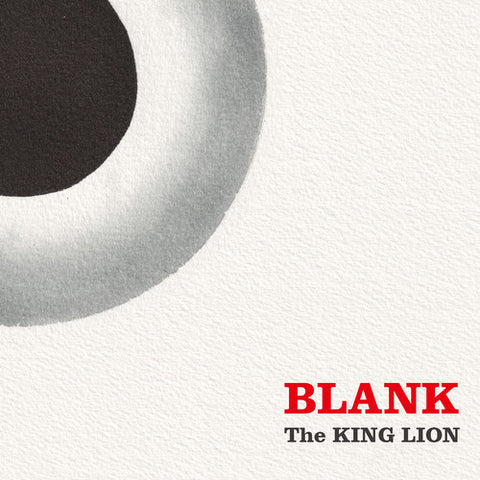 THE KING LION [Blank]