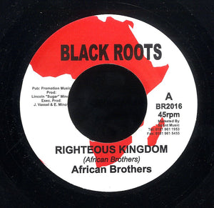 AFRICAN BROTHERS [Righteous Kingdom]