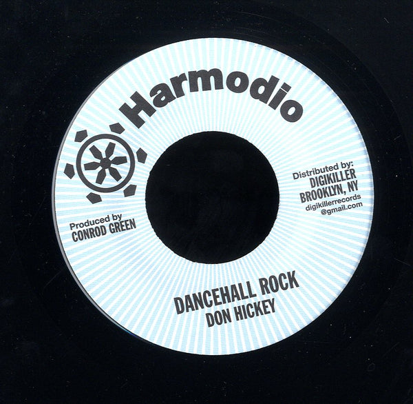 DON HICKY [Dance Hall Rock]
