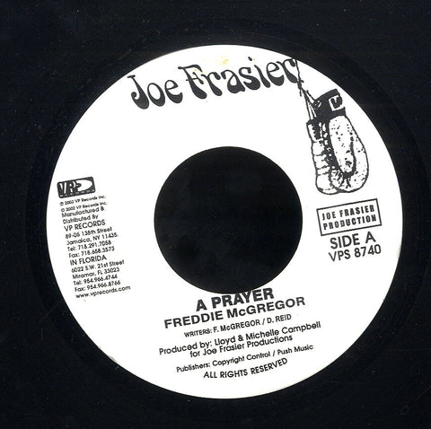 FREDDIE MCGREGOR  [A Prayer]