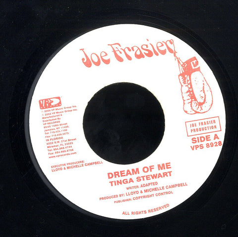 TINGA STEWART / DINO [Dream Of Me / S.e.x.]