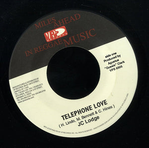 J. C. LODGE [Telephone Love / De Pon Mi Mine]