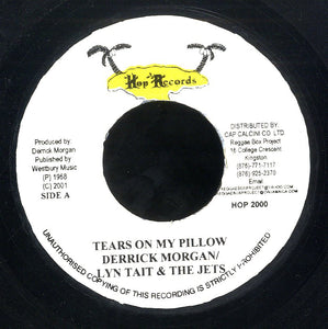 DERRICK MORGAN / VICEROYS [Tears On My Pillow / Let Him Go (Wrap Up)]