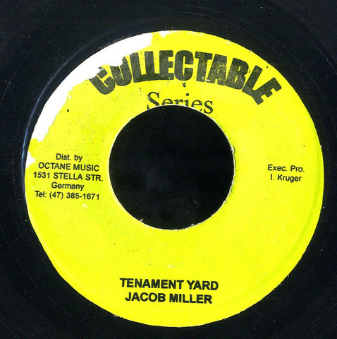 JACOB MILLER [Tenement Yard]