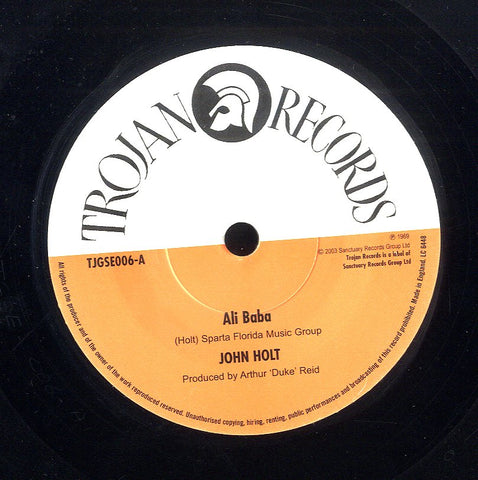 JOHN HOLT [Ali Baba / I'm Your Man]