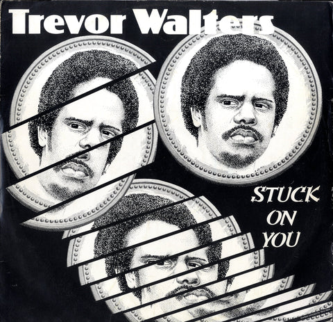 TREVOR WALTERS [Stuck On You / Penny Lover]