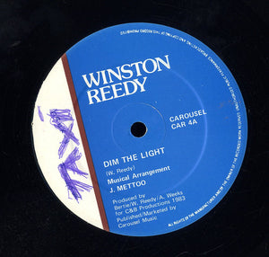 WINSTON REEDY [Dim The Light / Shower Of Rain]