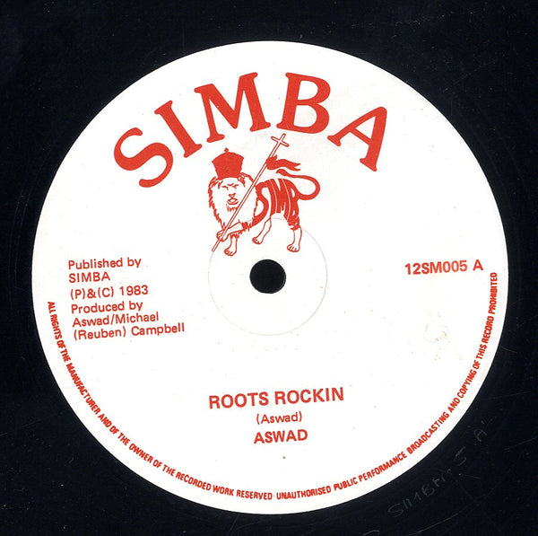 ASWAD [Roots Rocking]