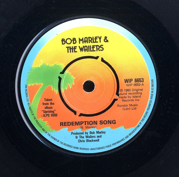 BOB MARLEY & THE WILERS [Redemption Song / Redemption Song( Band Version ) I Shot The Sheriff(Recorded Live)]