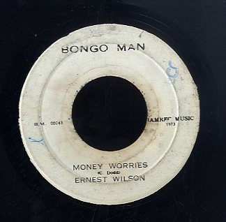 EARNEST WILSON / PRINCE JAZZBO [Money Worries / Creation Rebel]