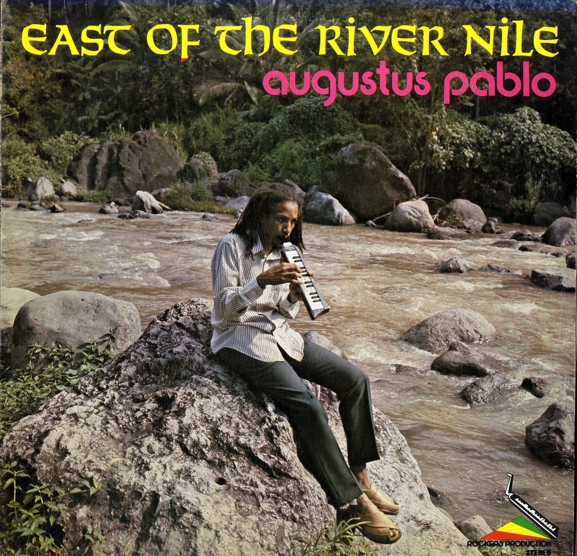 AUGUSTUS PABLO [East Of The River Nile]